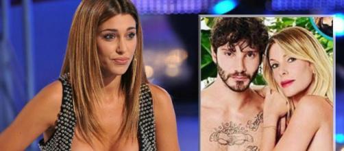 Marcuzzi-De Martino: 'Belen Rodriguez avrebbe letto dei messaggi inequivocabili' (Rumors).
