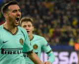 Inter, Vecino offerto alla Lazio