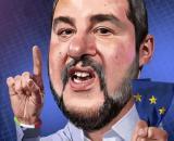 Matteo Salvini contro Bianca Berlinguer: ''Se vuole il Mes, lo prenda e se lo paghi.''