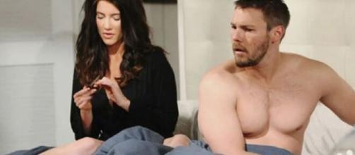 Beautiful, anticipazioni americane: Liam trascorrerà una notte di passione con Steffy.