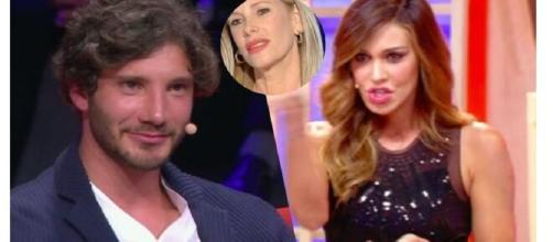 Belen smentisce le voci sulla presunta storia fra Stefano De Martino e Alessia Marcuzzi.