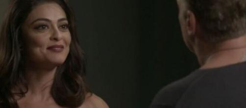 Carol irá se alegrar com a tristeza de Arthur em 'Totalmente Demais'. (Reprodução/TV Globo)