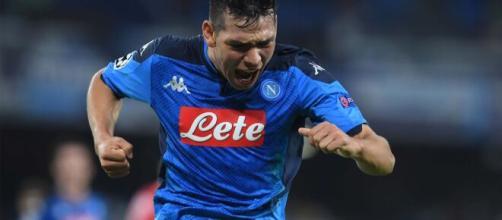 Chucky Lozano marca gol con Napoli! – UNANIMO Deportes - unanimodeportes.com