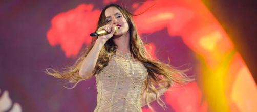 Claudia Leitte faz sucesso com suas músicas. (Arquivo Blasting News)