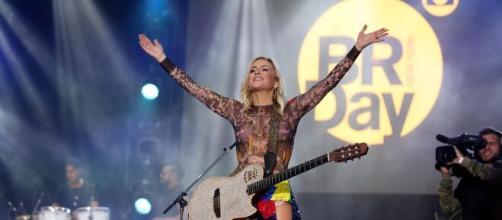 Claudia Leitte fez sucesso com a música 'Perigosinha'. (Arquivo Blasting News)