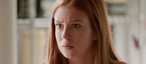 Eliza ficará magoada ao saber que Joantas seguiu em frente em 'Totalmente Demais'. (Reprodução/TV Globo)