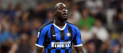 Inter, l'attaccante Romelu Lukaku.