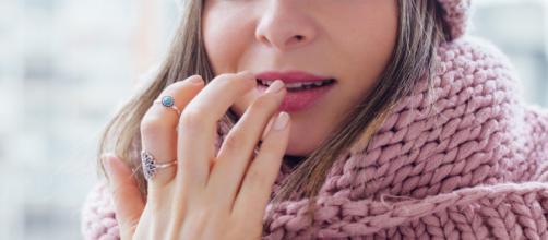 Lábios saudáveis no inverno: hidratação e proteção. (Arquivo Blasting News)