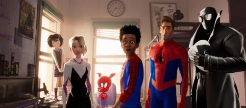 Spider-Man: Into the Spider-Verse en una imagen de archivo