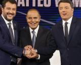 Matteo Renzi sul caso Salvini: 'Su Toninelli non avrei dubbi a votare nello stesso modo'.