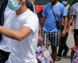 Torino, migranti provenienti da Lampedusa: tra loro 19 positivi al coronavirus.
