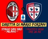 Ultima di campionato: Serie A ore 20.45 a San Siro Milan - Cagliari