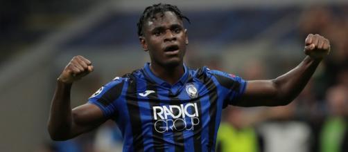 L'Inter pensa a Duvan Zapata per l'attacco.