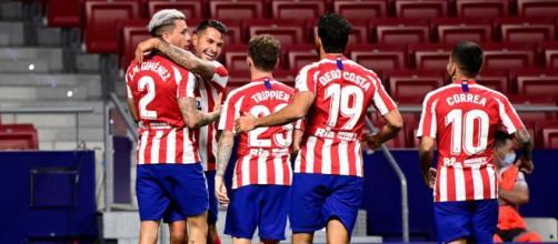 Atlético Madrid: le club annonce les deux joueurs atteints par le Covid-19