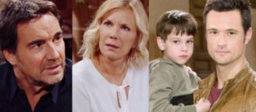 Beautiful, spoiler Usa: Douglas confessa a Ridge e Brooke che Thomas è cattivo.