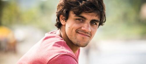 Felipe Simas celebrou o dia nas redes sociais. (Arquivo Blasting News)