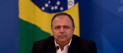 Ministro da Saúde participou de evento no Rio de Janeiro e defendeu isolamento. (Arquivo Blasting News)