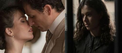 Una vita, spoiler spagnoli: Natalia e Antonito vicini, Genoveva giura vendetta.