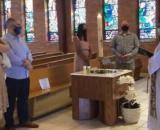 Arquidiocese diz que padre reconheceu o erro e lamenta. (Reprodução/Arquivo Pessoal)