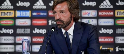 Andrea Pirlo, il nuovo allenatore della Juventus.