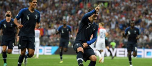 .Griezmann réagit avec humour au tweet de RMC Sport et fait le buzz sur les réseau sociaux