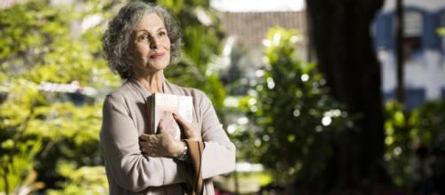 Irene Ravache brilhou em 'Espelho da vida'. (Reprodução/TV Globo)