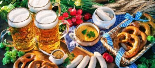 La comida típica de Alemania ha traspasado fronteras.- elviajerofeliz.com