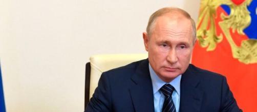 Presidente russo anuncia a primeira vacina registrada contra coronavírus. (Arquivo Blasting News)