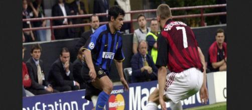 Sergio Conceiçao ha giocato nell'Inter dal 2001 al 2003.