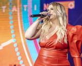 A cantora Marília Mendonça pediu desculpas após fala transfóbica em live. (Arquivo Blasting News)