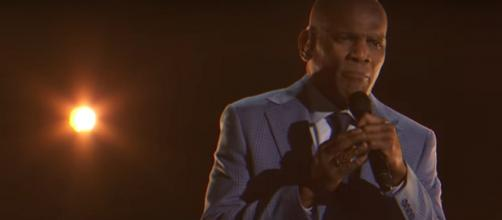 """America's Got Talent"" Season 15 quarterfinals end on healing note from Archie Williams and Stevie Wonder.[Image source:AGT-YouTube]"
