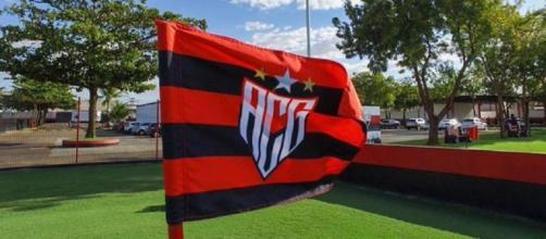 Atlético-GO tem quatro atletas com Covid-19. (Arquivo Blasting News)