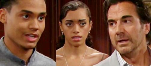 Beautiful, trame Usa: Ridge licenzia Zoe e Xander per lo scambio delle culle.