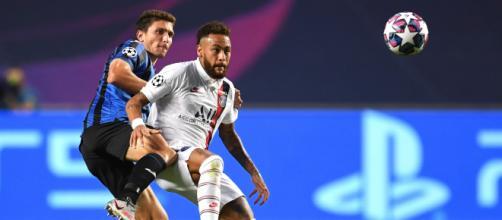 Neymar por fin dio ese gran partido en Champions con el PSG. - UEFA.com