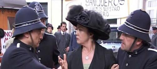 Una vita, anticipazioni dal 17 al 22 agosto: Felicia fa arrestare Bellita.