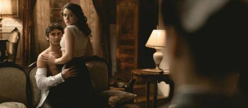 Una Vita, spoiler al 22 agosto: Liberto tradisce Rosina con Genoveva.