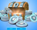 """Fortnite"" players are getting V-Bucks discounts. [Image Credit: In-game screenshot]"