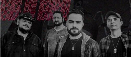 Banda Rosa de Saron participa de live. (Arquivo Blasting News)