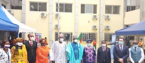 Célébration de la Journée internationale de la jeunesse 2020 au Cameroun (c) Minjec