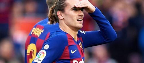 Griezmann certain que le Barça ira en finale de la Ligue des Champions, il se fait clasher