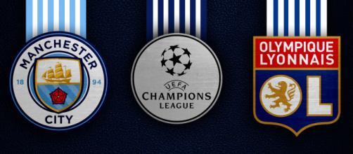 Manchester City - Lione, il pronostico e le probabili formazioni dei quarti di finale di Champions League.