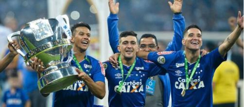 Mesmo sendo o maior campeão, o Cruzeiro não é o líder em participações. (Arquivo Blasting News)