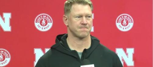 Nebraska Huskers: Frost finally breaks his silence on cancellation & playing in BIG 12. [Image Source: ESPN/ YouTube Screenshot]