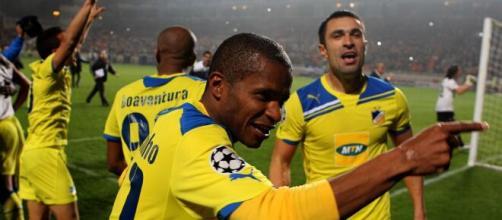 O Apoel fez uma campanha memorável na Champions League de 2010/11. (Arquivo Blasting News)