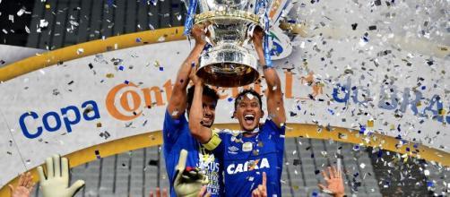 O Cruzeiro é o maior campeão da Copa do Brasil. (Arquivo Blasting News)