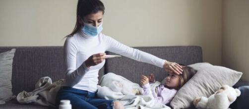 El coronavirus suele ser leve en niños. - dallasnews.com