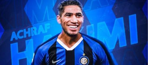 Inter, no alla recompra per Hakimi.