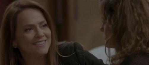 Lili será enganada por Sofia em 'Totalmente Demais'. (Reprodução/TV Globo)
