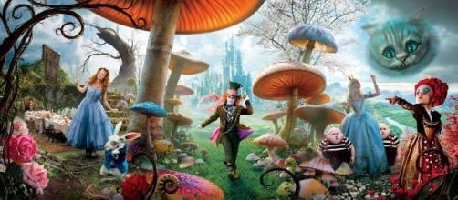 O filme 'Alice no País das Maravilhas' foi lançado em 2016. (Arquivo Blasting News)