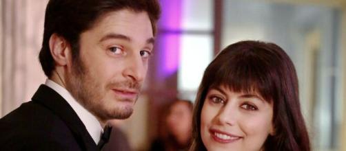 Lino Guanciale e Alessandra Mastronardi, L'allieva 3 dovrebbe andare in onda dal 27 settembre.